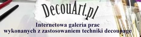 Decoupage galeria prac